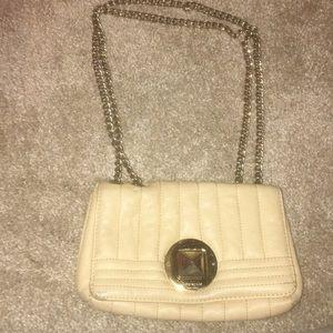 Kate spade cream shoulder body small purse